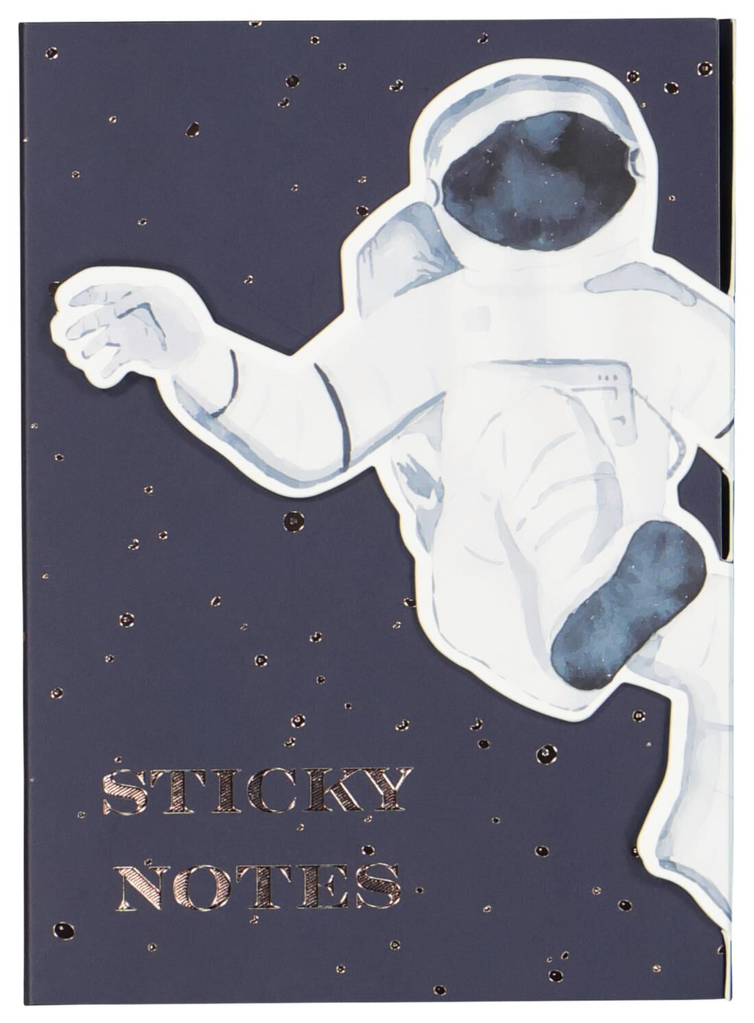HEMA Sticky Notes Boek - Space