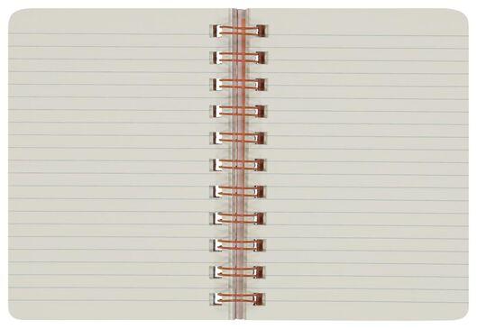 notitieboek A6 gelinieerd - 14150056 - HEMA