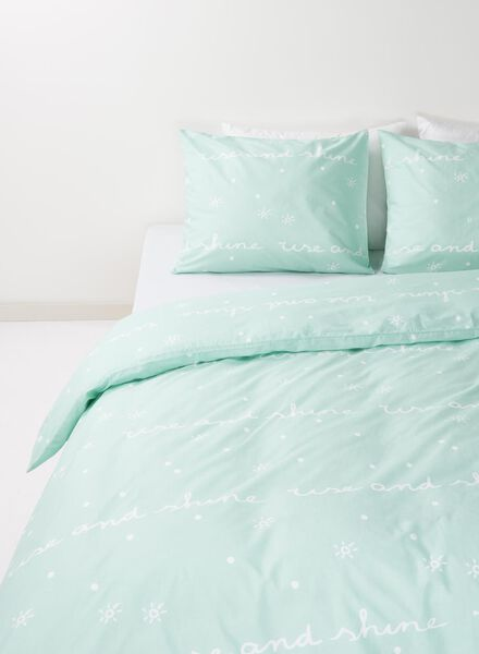 soft cotton dekbedovertrek 140 x 200 cm - 5700147 - HEMA