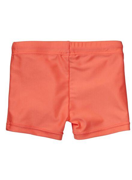 baby zwembroek oranje oranje - 1000012598 - HEMA