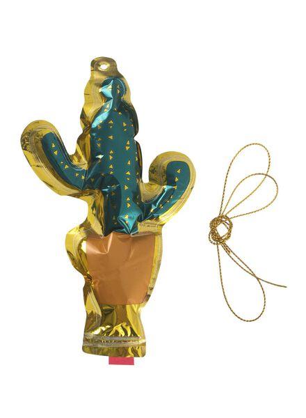 folieballon cactus 11 cm - 60800623 - HEMA