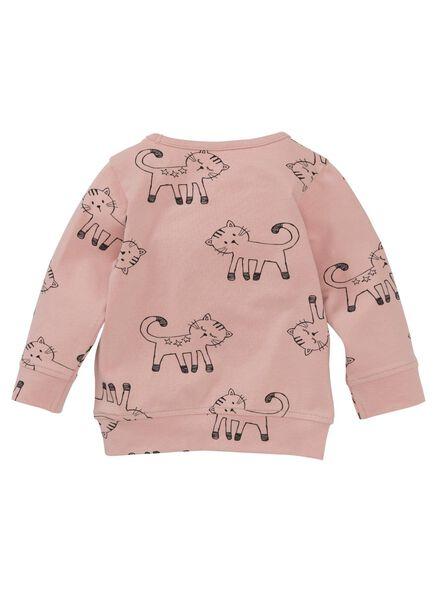 babysweater roze roze - 1000003622 - HEMA