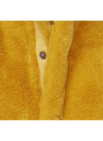 kinderjas geel geel - 1000009889 - HEMA