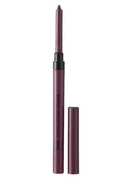longlasting lipliner purple - 11230306 - HEMA