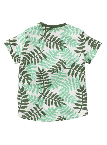 baby t-shirt groen groen - 1000008050 - HEMA