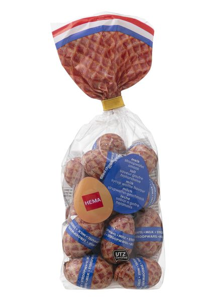 chocolade paaseitjes stroopwafel - 10091038 - HEMA