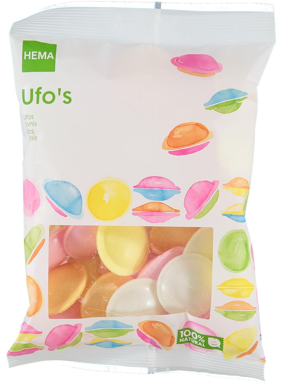 HEMA Ufo's