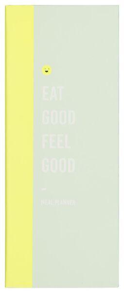 maaltijdplanner eat good feel good - 14164653 - HEMA