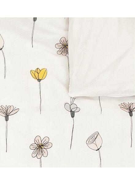 soft cotton dekbedovertrek 140 x 200/220 cm - 5700173 - HEMA