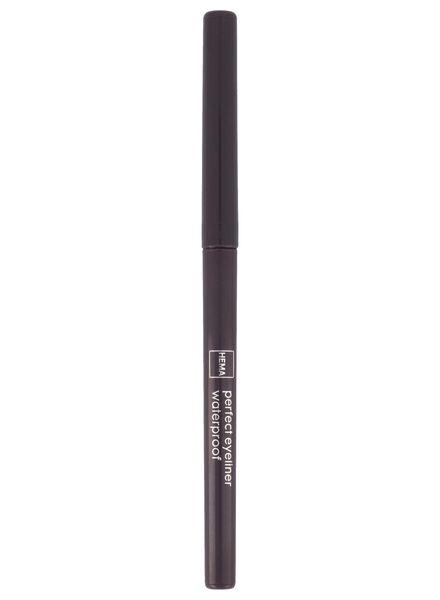 perfect eyeliner waterproof 58 aubergine - 11210158 - HEMA