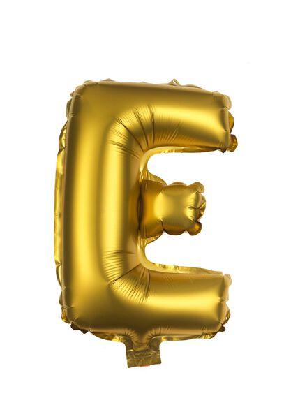 folieballon E - goud - 60800478 - HEMA