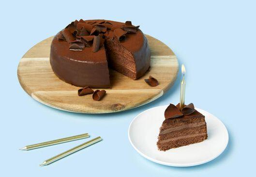 chocoladetaart 6 p. - 6344160 - HEMA