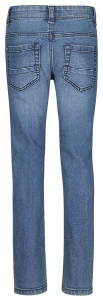 kinder jeans regular fit denim 164 - 30762442 - HEMA