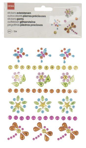 stickervel edelstenen - 15970018 - HEMA