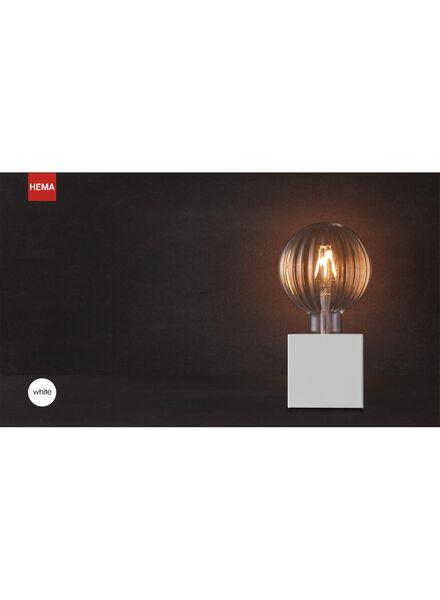 tafellamp - 1.5 m - wit - 20020089 - HEMA