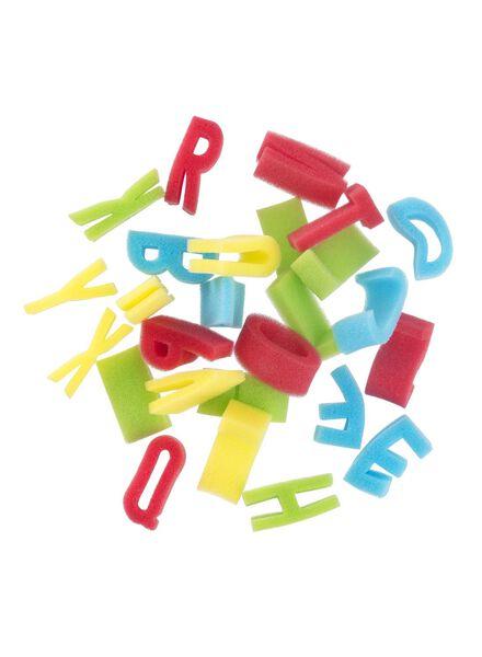 sponsstempels alfabet - 15980125 - HEMA