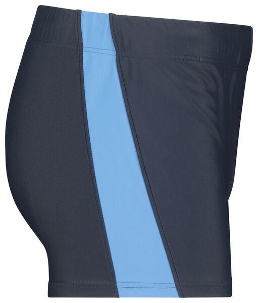 heren zwemshort donkerblauw donkerblauw - 1000018876 - HEMA