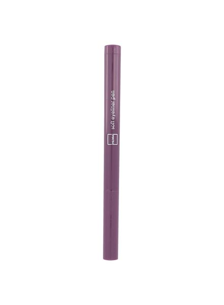 soft eyeliner waterproof 83 aubergine - 11210183 - HEMA