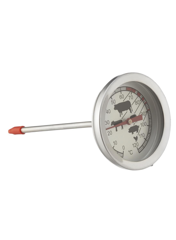 HEMA Vleesthermometer (zilvergrijs)