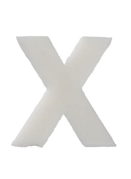 letterzeepje X - 60600505 - HEMA