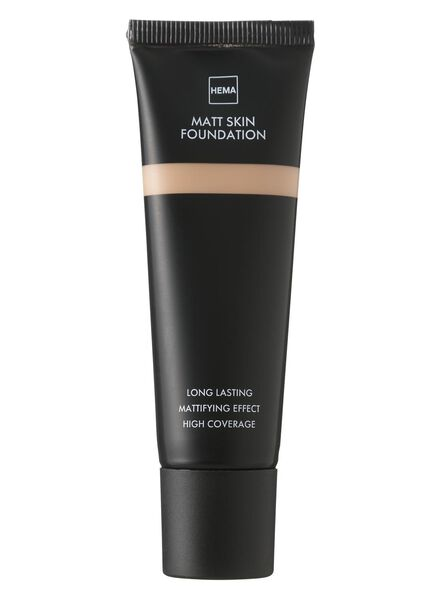 matt skin foundation Rose 03 - 11291103 - HEMA