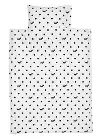 soft cotton dekbedovertrek 120 x 150 cm - 5750113 - HEMA