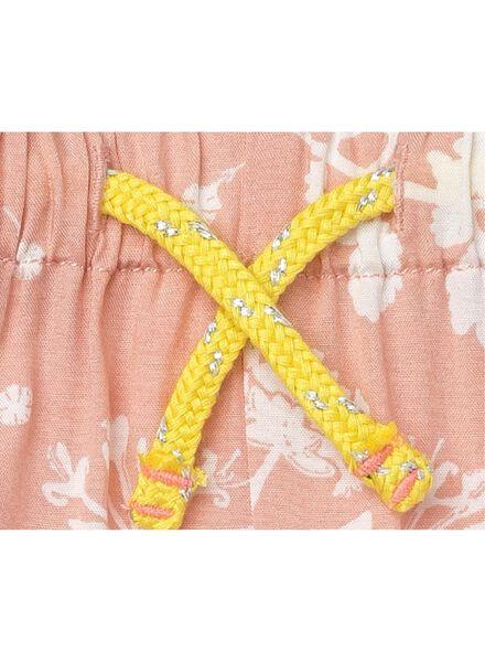 baby broek roze roze - 1000007781 - HEMA