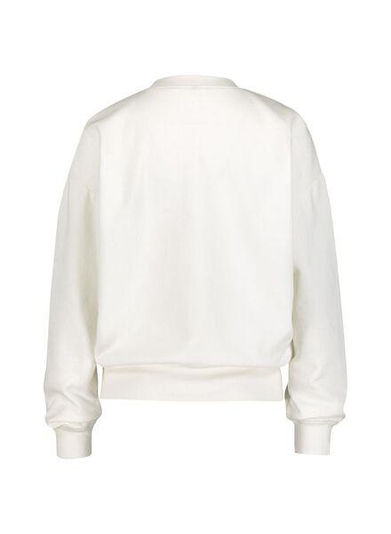 dames sweater gebroken wit gebroken wit - 1000014797 - HEMA