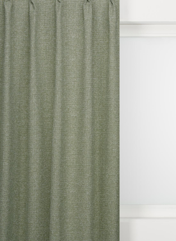 HEMA Gordijnstof Zandvoort (lichtgroen)