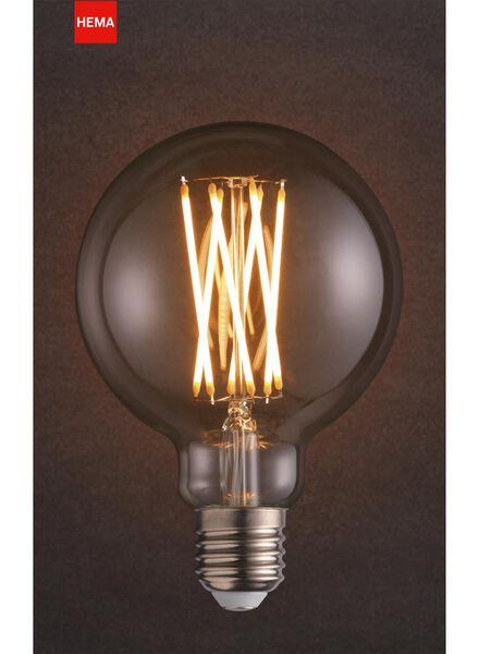 LED lamp 4W - 350 lm - globe - helder - 20020071 - HEMA