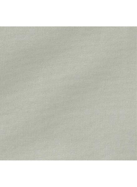 romper organic katoen stretch zeegroen zeegroen - 1000011458 - HEMA