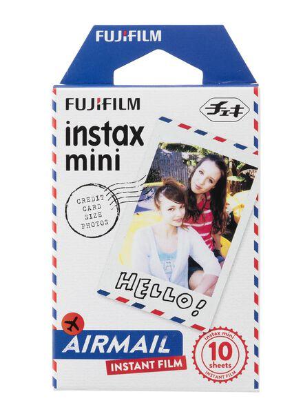 10-pak Fujifilm Instax airmail films - 60300395 - HEMA