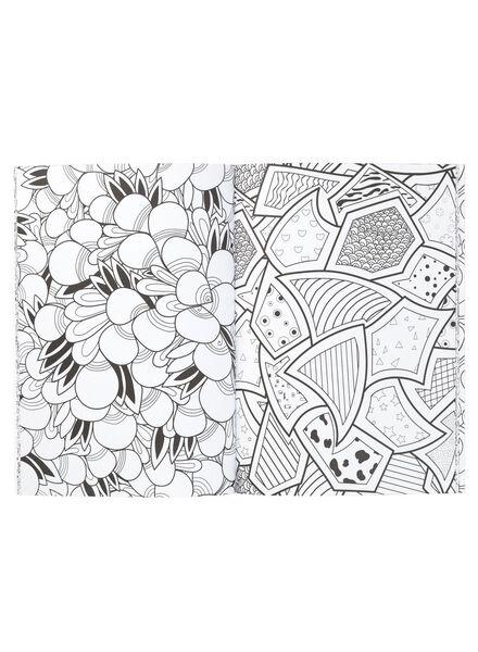 kleurboek grafisch - 15921022 - HEMA
