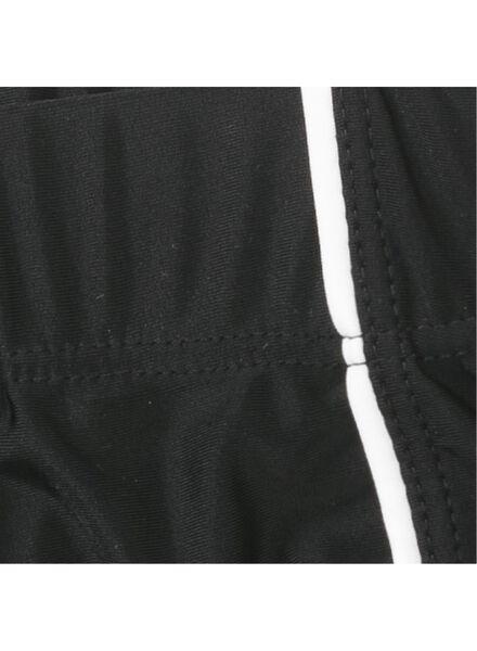 heren zwembroek zwart - 1000002611 - HEMA