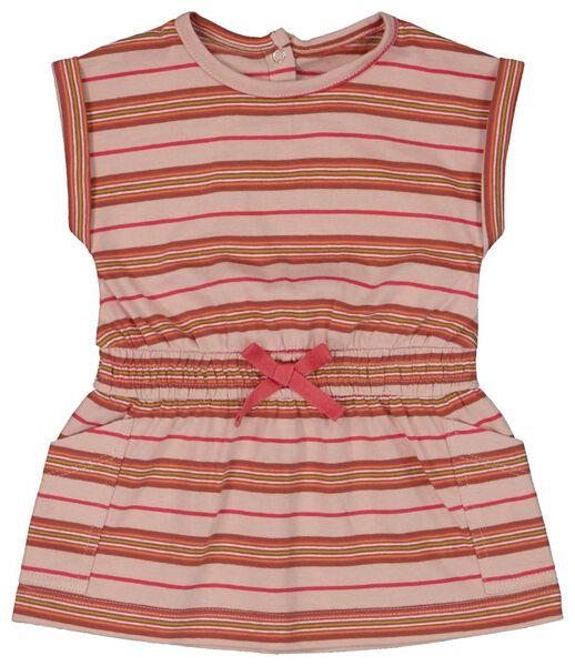babyjurk roze 68 - 33014942 - HEMA