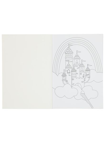 kleurboek sprookjes - 15920018 - HEMA