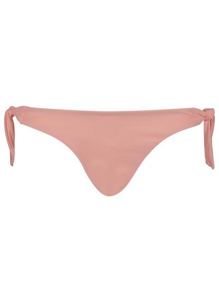 dames bikinislip roze roze - 1000013820 - HEMA