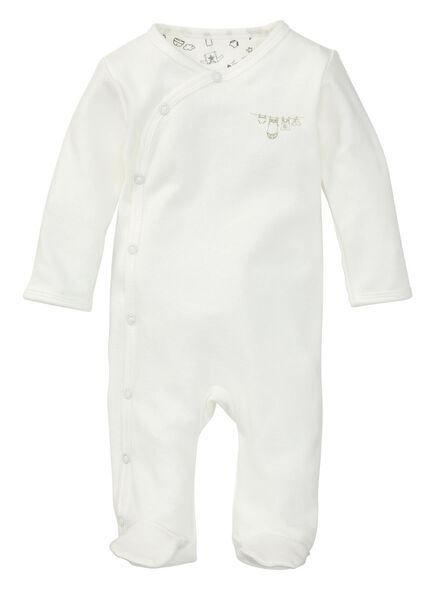newborn set wit 68 - 33448004 - HEMA