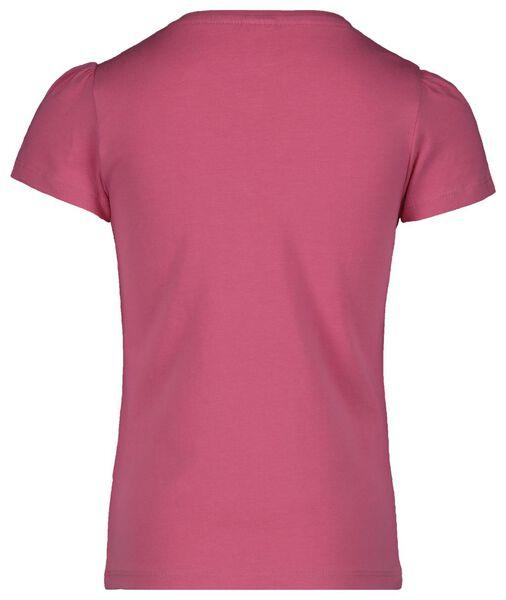 kinder t-shirt roze roze - 1000018003 - HEMA