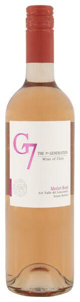G7 merlot rosé - 0.75 L - 17380147 - HEMA