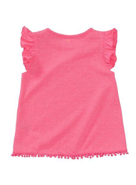 baby t-shirts - 2 stuks gebroken wit gebroken wit - 1000013428 - HEMA
