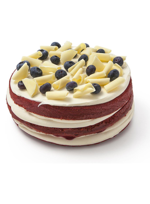 hema taart maken red velvet taart roos 8 p.   HEMA hema taart maken