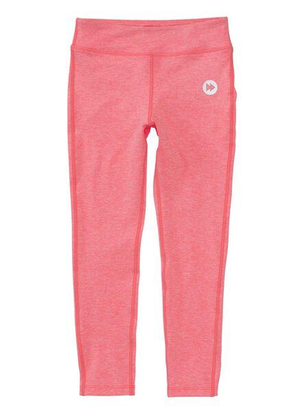 kinder sportbroek roze roze - 1000003057 - HEMA