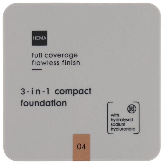 3-in-1 full coverage foundation 04 - 11290344 - HEMA