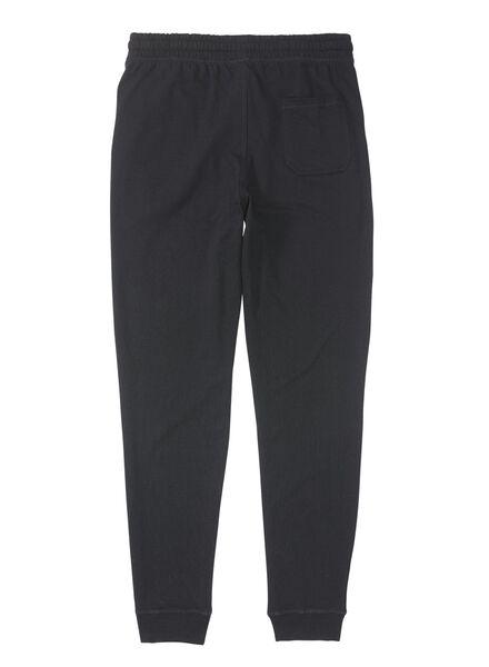 heren lounge broek donkerblauw donkerblauw - 1000009287 - HEMA