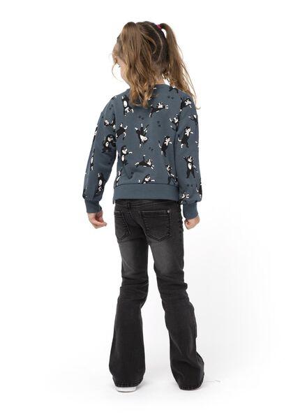 kindersweater blauw blauw - 1000013568 - HEMA