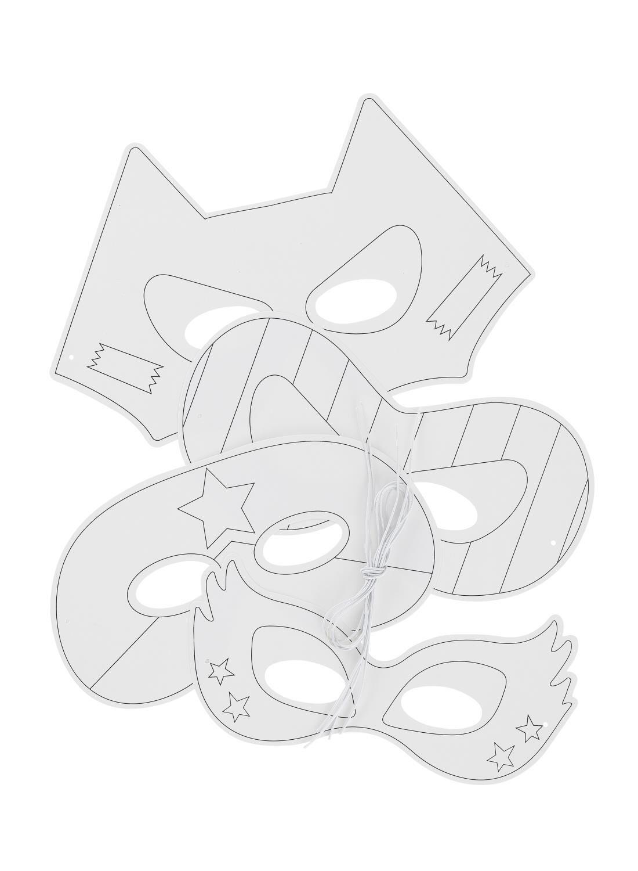HEMA 4 pak Maskers