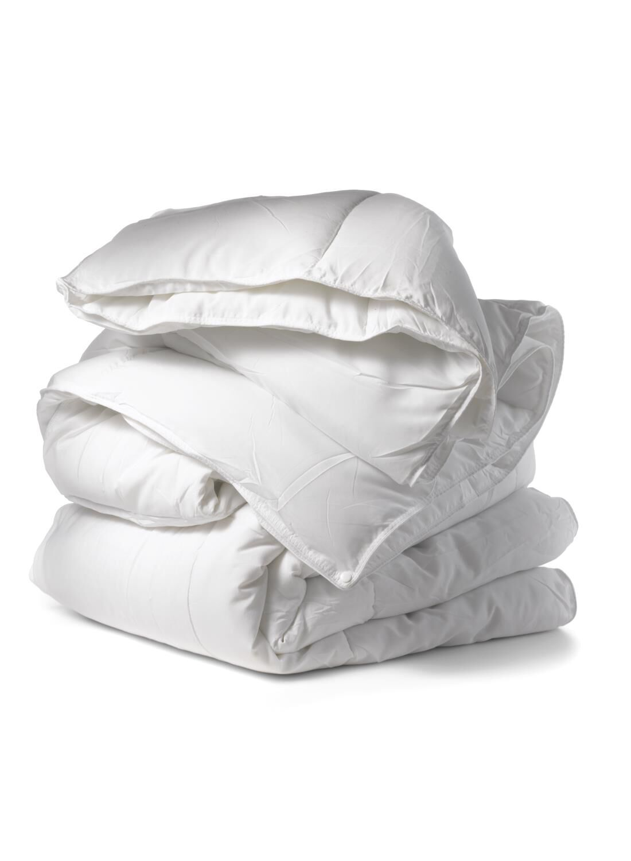 HEMA 4 Seizoenen Dekbed – Synthetisch Wit (wit)