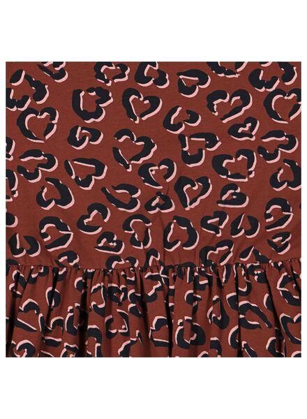 kinderjurk bruin bruin - 1000014434 - HEMA