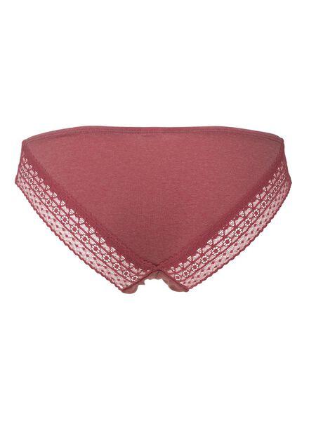 dameshipster roze roze - 1000009339 - HEMA